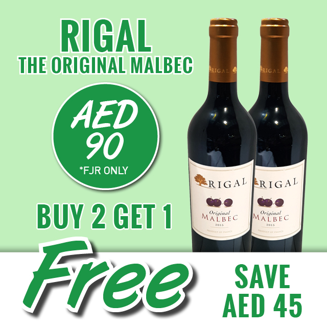 Fujairah Cellars - Wine