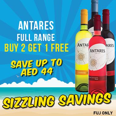 Wine offer